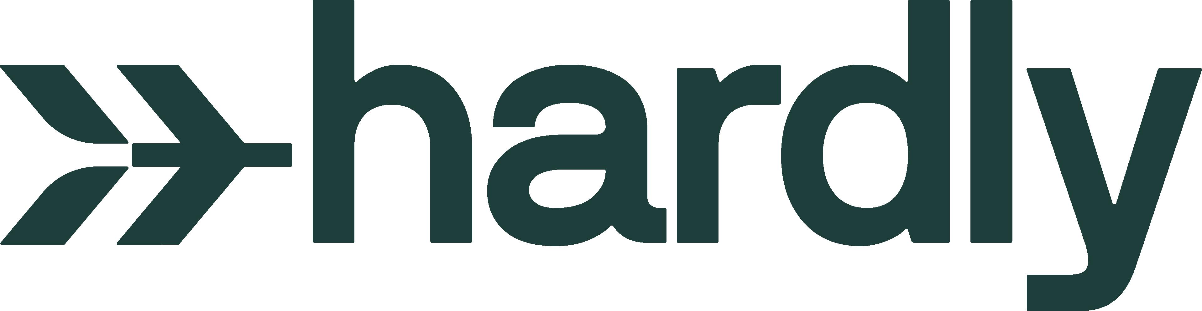 Hardly Logo