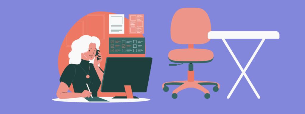 Remote work wellness, Hardly